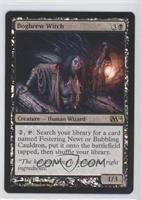 Bogbrew Witch