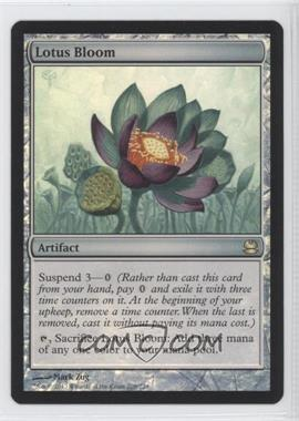 2013 Magic: The Gathering - Modern Masters - Booster Pack Compilation Set - Foil #208 - Lotus Bloom