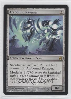 2013 Magic: The Gathering - Modern Masters Booster Pack Compilation Set #198 - Arcbound Ravager