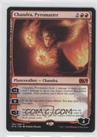 Chandra, Pyromaster