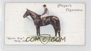 """1933 Player's Derby and Gran National Winners Tobacco [Base] #13 - """"Spion Kop"""""""