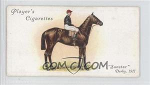 1933 Player's Derby and Grand National Winners - Tobacco [Base] #4 - Sunstar