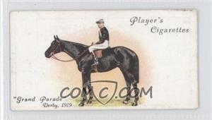 1933 Player's Derby and Grand National Winners Tobacco [Base] #12 - [Missing]