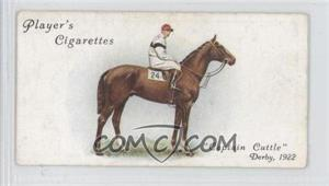 1933 Player's Derby and Grand National Winners Tobacco [Base] #15 - Captain Cuttle