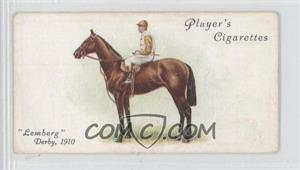 1933 Player's Derby and Grand National Winners Tobacco [Base] #3 - Lemberg