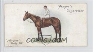 1933 Player's Derby and Grand National Winners Tobacco [Base] #6 - Aboyeur