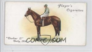 1933 Player's Derby and Grand National Winners Tobacco [Base] #7 - Durbar II