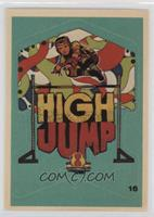 High Jump/Mike Weed