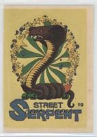 Street Serpent/Deanna Calkins [PoortoFair]