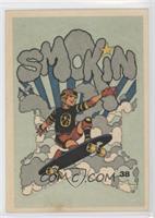 Smokin/Kim Cespedes