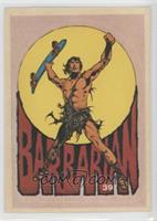 Barbarian/Henry Hester