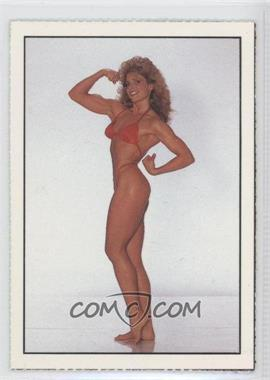 1985 Weider Health & Fitness Body Builders #5 - Candy Csencsits