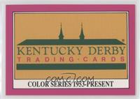 Color Series 1953-Present Checklist