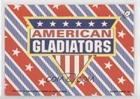American Gladiators Logo