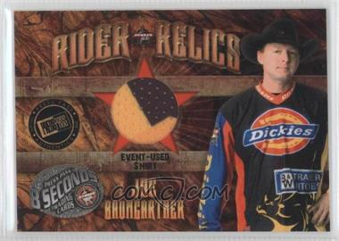 2009 Press Pass 8 Seconds Rider Relics #RR-JB - Joe Baumgartner