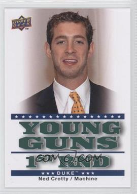 2010 Upper Deck Major League Lacrosse - [Base] #94 - Ned Crotty