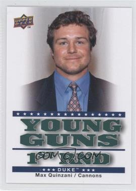 2010 Upper Deck Major League Lacrosse #96 - Max Quinzani