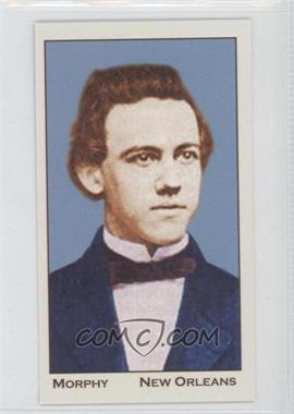 2011 FaceChess #3 - Paul Morphy