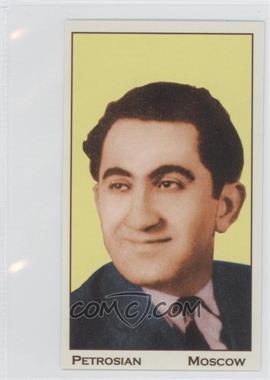 2011 FaceChess #8 - Tigran Petrosian