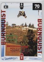 Bob Burnquist - Mega Quarter Frontside 540