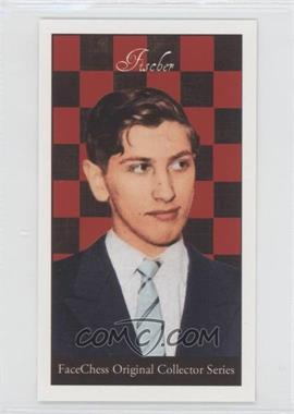 2012 FaceChess #5 - Bobby Fischer