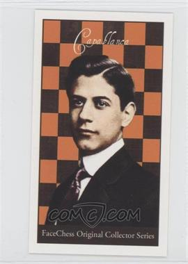 2012 FaceChess #6 - Jose Capablanca