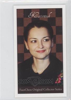 2012 FaceChess #7 - Alexandra Kosteniuk