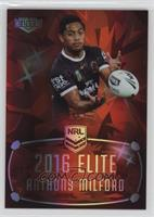 Anthony Milford /40