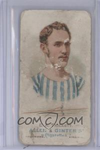 1887 Allen & Ginter's The World's Champions Tobacco N28 #EATR - E. A. Trickett