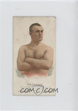 1887 Allen & Ginter's The World's Champions Tobacco N28 #JOLA - Joe Lannon [Poor]