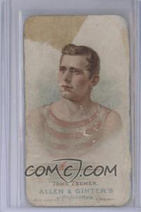 1887 Allen & Ginter's The World's Champions Tobacco N28 #JOTE - John Teemer [Poor to Fair]