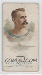 1887 Allen & Ginter's The World's Champions Tobacco N28 #N/A - [Missing] [Good to VG‑EX]