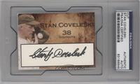 Stan Coveleski [PSA/DNA Certified Auto]
