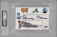 Pee-Wee Herman [PSA/DNACertifiedAuto]