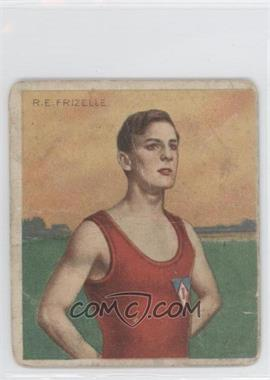 1910 ATC Champions - Tobacco T218 - Mecca Back #REFR - Richard Frizelle [Good to VG‑EX]