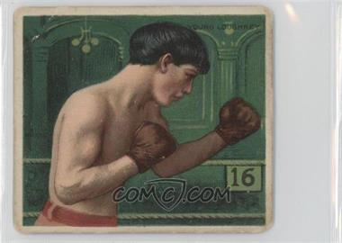 1910 ATC Champions - Tobacco T218 - Mecca Back #YOLO - Young Loughrey [PoortoFair]