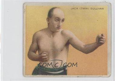 1910 ATC Champions Tobacco T218 Hassan Back #JASU - Jack (Twin) Sullivan [GoodtoVG‑EX]