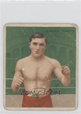 1910 ATC Champions Tobacco T218 Hassan Back #JOMA - Johnny Marto