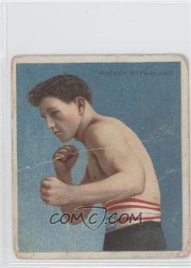 1910 ATC Champions Tobacco T218 Hassan Back #PAMC - Packey McFarland [Good to VG‑EX]