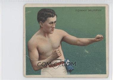 1910 ATC Champions Tobacco T218 Hassan Back #TOMU - Tommy Murphy