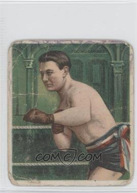 1910 ATC Champions Tobacco T218 Hassan Back #YOCO - Young Corbett [Good to VG‑EX]