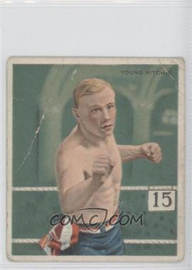 1910 ATC Champions Tobacco T218 Hassan Back #YONI - [Missing]
