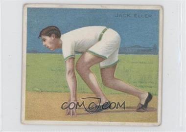 1910 ATC Champions Tobacco T218 Mecca Back #JAEL - Jack Eller [GoodtoVG‑EX]