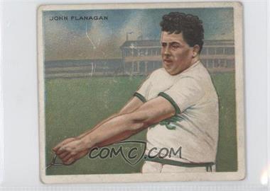 1910 ATC Champions Tobacco T218 Mecca Back #JOFL - John Flanagan