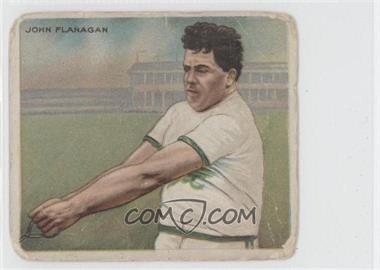 1910 ATC Champions Tobacco T218 Mecca Back #JOFL.2 - John Flanagan