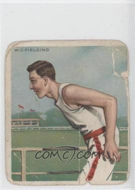 1910 ATC Champions Tobacco T218 Mecca Back #WCFI - Warren C. Fielding