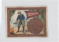 Denison University [GoodtoVG‑EX]