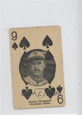 1927 W560 #9C - Fresno Thompson