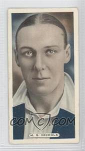 1935 Ardath Cricket, Tennis & Golf Celebrities Tobacco [Base] #21 - [Missing] [Good to VG‑EX]