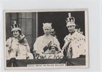 Royal Group on Palace Balcony